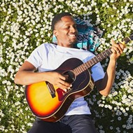 Soul singer Ron Artis II headlines indoors show at the Plaza Live this month