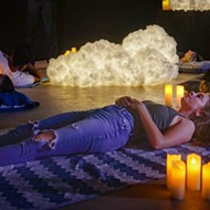 Concert meets meditation tonight when the Re:Charge series kicks off in Orlando