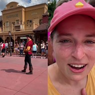TikTok of woman getting roasted after asking Walt Disney World's Gaston on a date goes viral