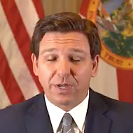 Florida Gov. Ron DeSantis opposes mandatory vaccination for healthcare workers