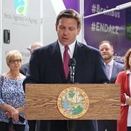 Florida Gov. Ron DeSantis threatens to withhold salaries of superintendents who impose mask mandates