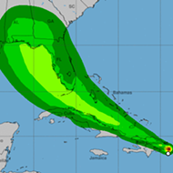 Orlando remains in Tropical Storm Fred's potential path