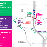 Lee Road under I-4 to close this weekend