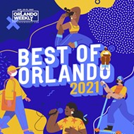 Welcome to the Best of Orlando® 2021