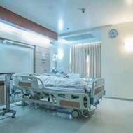 COVID-19 patients fill Florida hospitals as Gov. Ron DeSantis touts antibody treatment