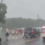 Florida man tased for twerking during rainy traffic stop