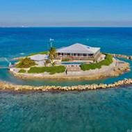 A self-sustaining private island in the Florida Keys just hit the market