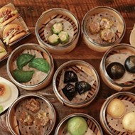 A brand-new dim sum stop in Windermere, Hungry Crab comes to UCF, Rare Tea opens in Thornton Park