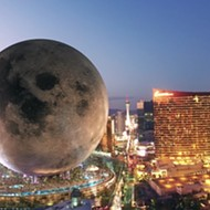New moon-shaped casino announced for Vegas, but for space-themed fun Disney is a better bet