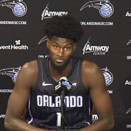 Orlando Magic's Jonathan Isaac rejects anti-vax label, remains unvaccinated against COVID-19