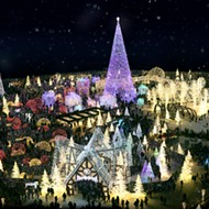 Tropicana Field to become winter wonderland during Enchant St. Pete