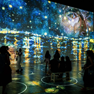 Immersive Van Gogh exhibit reveals 'secret' location: the Orange County Convention Center