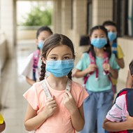 School districts' challenge of Florida's school mask mandate ban will be heard in court