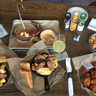 Funky Buddha Brewery co-hosts brunch at WOB Downtown this Saturday