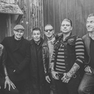Countdown to St. Paddy's Day officially begun with Dropkick Murphys (House of Blues)