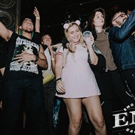 Scream along with your favorite guilty pleasures at Emo Night Brooklyn