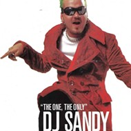 Legendary DJ Sandy returns downtown for a night of Florida breaks