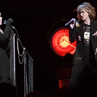 Stevie Nicks and Pretenders a confluence of legend  (Amway Center)