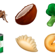 Ten (maybe 11) new food emojis coming to smartphones this summer