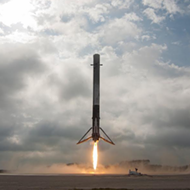 A SpaceX rocket is about to make history with a second trip into space