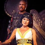 Orlando Shakes' 'Antony and Cleopatra,' starring Michael Dorn, premieres this week