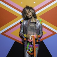 Flaming Lips want to make every show a New Year's bash