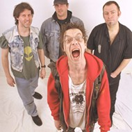 Veteran anarcho-punks Subhumans bring incisive outrage to Backbooth this weekend