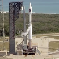 Watch this 360-degree live stream of today's Atlas V launch