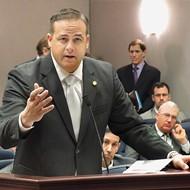 State senator Frank Artiles has resigned