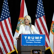 Florida ethics commission clears Pam Bondi over Donald Trump donation