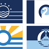 Finalists modify designs for Orlando's city flag contest
