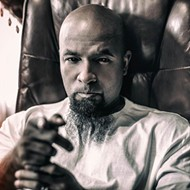 Tech N9ne rolls into Venue 578 with the whole Strange Records crew