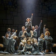 'Matilda: The Musical' at Dr. Phillips Center is delightfully twisted
