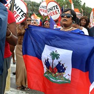 Orlando's Haitian community calls on Trump to keep his promise
