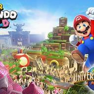 New Nintendo trademark hints at possible Mario Kart attractions at Universal theme parks