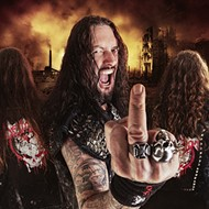 Reunited thrash pioneers Destruction kick off the week at the Haven