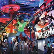 A WWE theme park is in the works and some think it might be headed to Orlando
