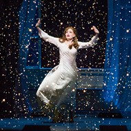 Theater review: 'Finding Neverland' never takes flight