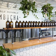 Kombucha is on the verge of bubbling over in Orlando