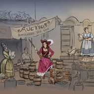 Disney finally scrubs human trafficking  from Pirates of the Caribbean ride