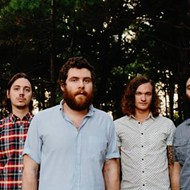 Manchester Orchestra to play Orlando this fall with Foxing