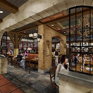 Terralina Crafted Italian by James Beard Award winner Tony Mantuano coming to Disney Springs