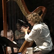 Atlantic Center for the Arts' latest master performance brings rogue harpist Zeena Parkins to Orlando