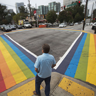 Petition asks city of Orlando to install rainbow crosswalks near Pulse