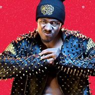 Nick  Cannon brings 'Wild 'N Out' to the CFE Arena this fall