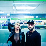 Darkadelic electro duo Phantogram bring total night