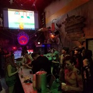 Two of Orlando's best independent bar attractions: Vault 5421 and Joe's NYC Bar