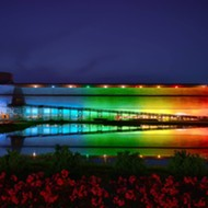 This is Ken Ham's sad attempt to take back the rainbow symbol from the LGBTQ community