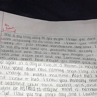 Savage UCF student grades exgirlfriends apology letter Blogs