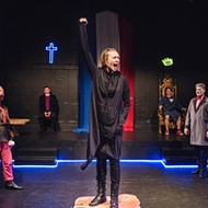 In Jeremy Seghers' production of 'Saint Joan,' a luminous Joan is judged by a poison gospel